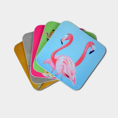 Melamine Coaster Pack