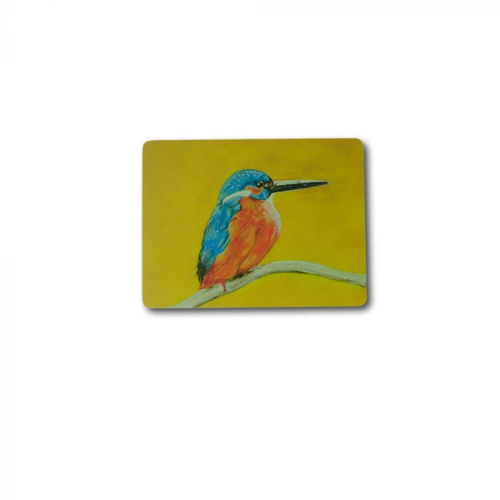 Kingfisher Design Melamine Placemat