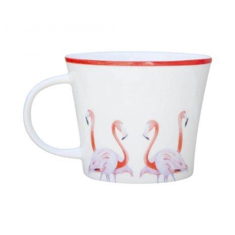 Flossy & Amber Bone China Mug
