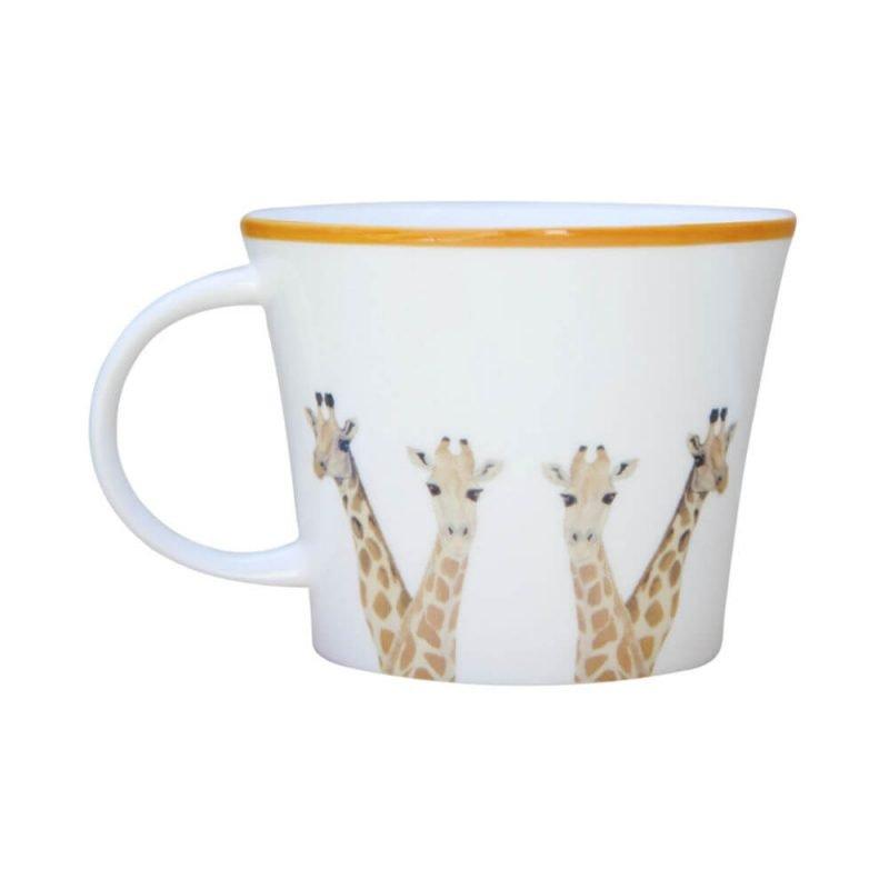 Elliott & Georgina Bone China Mug